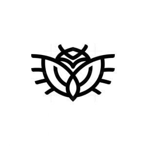 Owl Sun Logo
