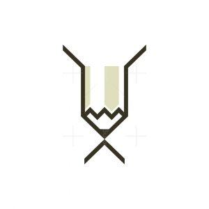 Pen Lion Logo