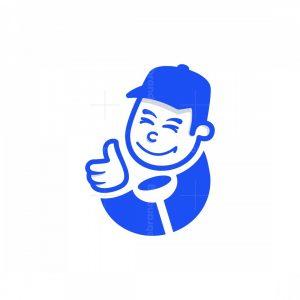 Plumber Service Logo