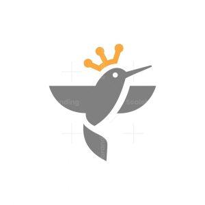 Royal Hummingbird Logo