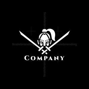 Samurai Sword Logo