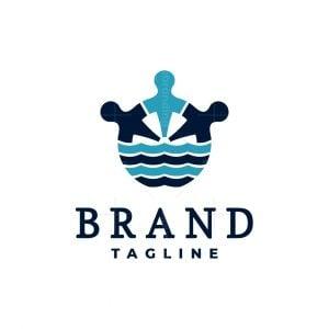 Sea And Ship Logo