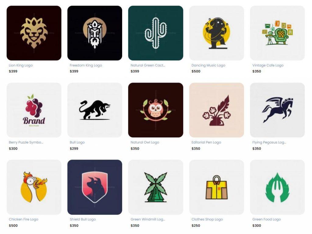 Sell logos