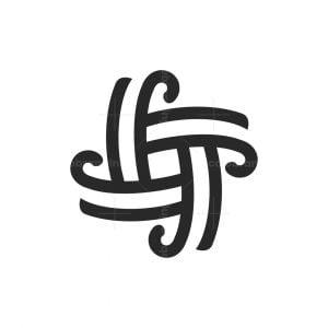 Simple Star Logo
