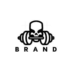 Skull Gym Logo