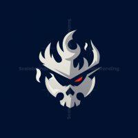 Skull Undead Esports Logo
