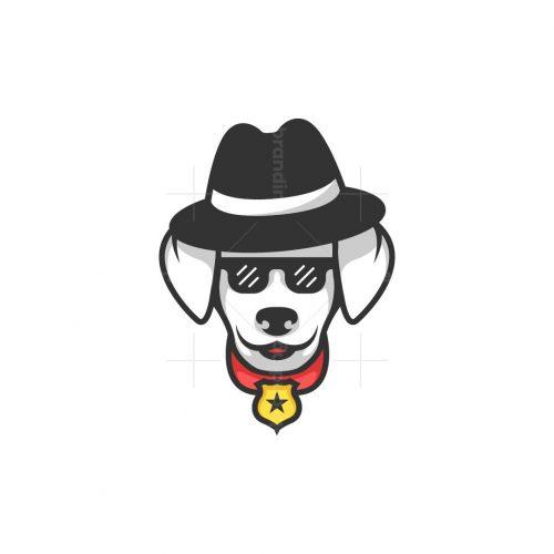 Spy Dog Logo