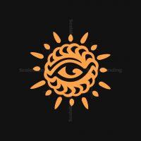 Sun Eye Logo
