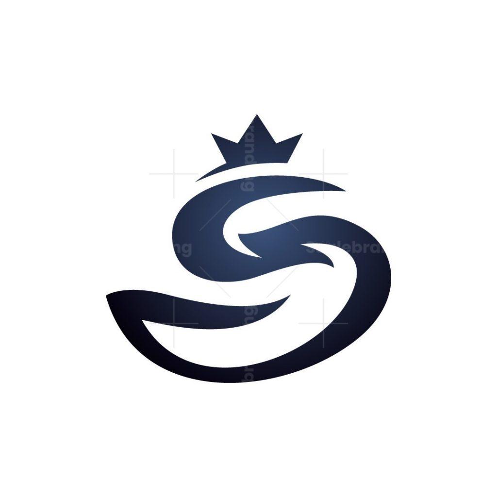 S Letter Elegant Logo