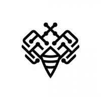 Tech Bee Logo