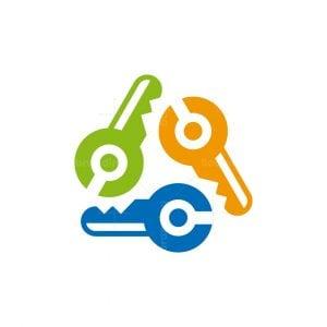Tech Key Logo