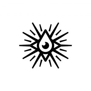 The All Seeing Water Logo