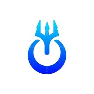 Trident Power Logo
