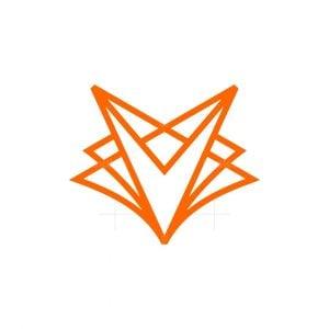 V Fox Logo
