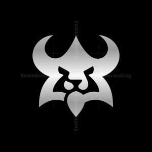 Viking Lion Logo