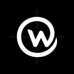 W Letter Logo