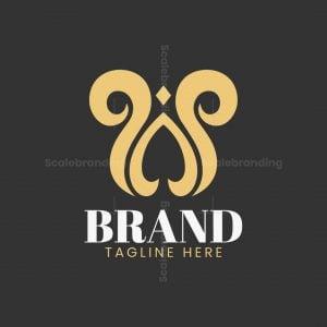 W Or Ws Luxury Love/spade Logo