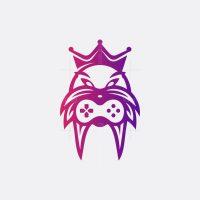 King Walrus Game Logo