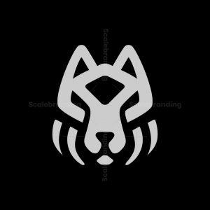 Wolf Head Logo