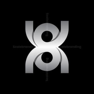X8 Or 8x Letter Logos