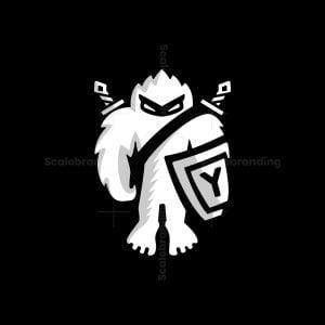Yeti Warrior Logo