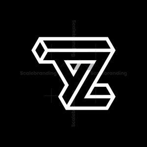 Az Logo Or Za Logo