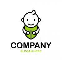 Baby Leaf Logo