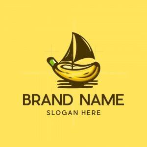Boat Banana Logo