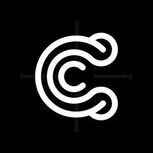 Letter Cc Monogram Logo