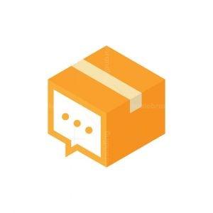 Chat Cardboard Logo
