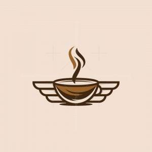 Coffee Wing Logo