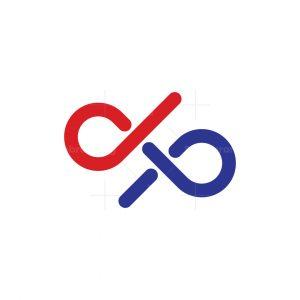 Interlocking, Looped Dp Logo