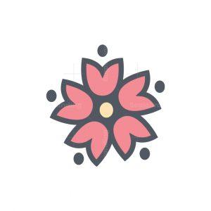 Tulip Mandala Logo