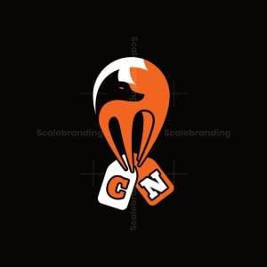 Parachute Fox Tag Logo