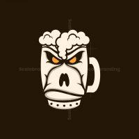 Gorilla Beer Logo