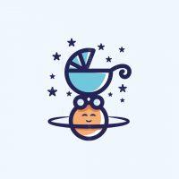 Planetarium Stroller Logo