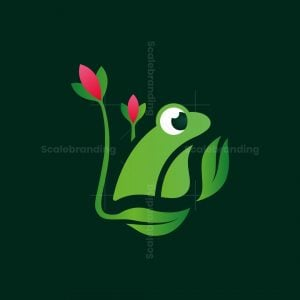 Natural Frog Logo