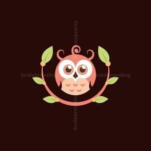 Natural Owl Logo