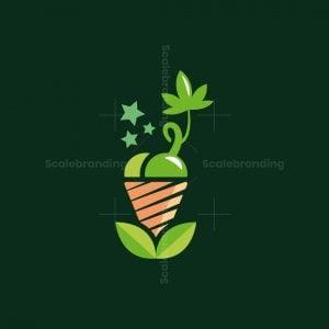 Cannabis Ice Cream Logo