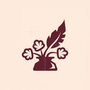 Editorial Pen Logo