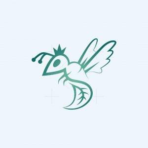 Leaf Bee Logo