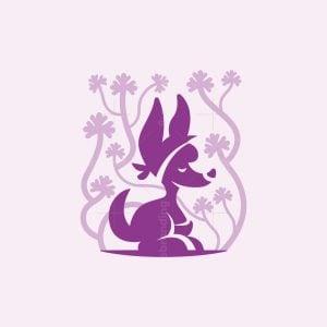 Kangaroo Lady Logo