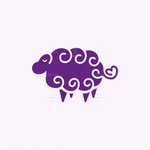 Woolly Sheep Logo