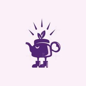Teapot Lady Logo