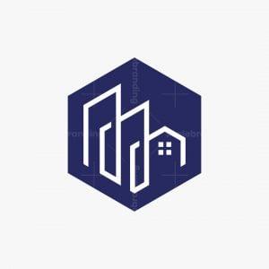 Minimalist Real Estate Logo