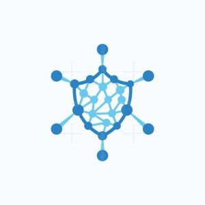 Technology Shield Logo