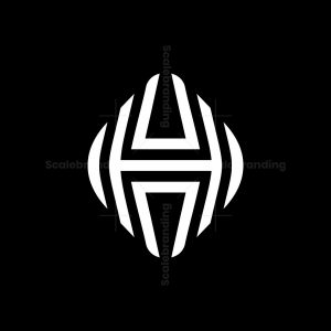 Cool Letter H Logo