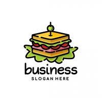 Healthy Sandwich Logo