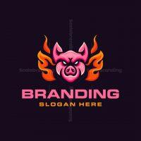 Hog Fire Logo
