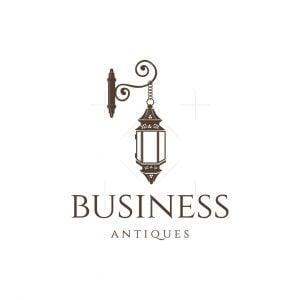Lantern Antiques Logo